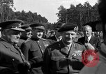 Image of Winston Churchill Berlin Germany Gatow Airport, 1945, second 9 stock footage video 65675052650