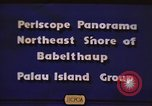 Image of wooded shores Babelthuap Island Palau Pacific, 1945, second 1 stock footage video 65675052651