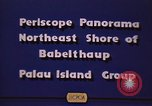 Image of wooded shores Babelthuap Island Palau Pacific, 1945, second 6 stock footage video 65675052651