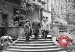 Image of Harry Truman Potsdam Germany, 1945, second 1 stock footage video 65675052662