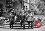Image of Harry Truman Potsdam Germany, 1945, second 4 stock footage video 65675052662
