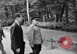 Image of Harry Truman Potsdam Germany, 1945, second 8 stock footage video 65675052662