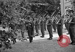 Image of Clement Attlee Potsdam Germany, 1945, second 9 stock footage video 65675052668