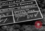 Image of 7th Infantry Division Okinawa Ryukyu Islands, 1945, second 6 stock footage video 65675052679