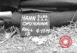 Image of 7th Infantry Division soldiers Okinawa Ryukyu Islands, 1945, second 2 stock footage video 65675052681