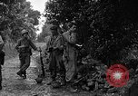 Image of 7th Division infantrymen Kin Okinawa Ryukyu Islands, 1945, second 8 stock footage video 65675052685