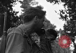 Image of 7th Division infantrymen Kin Okinawa Ryukyu Islands, 1945, second 12 stock footage video 65675052685