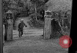 Image of 7th Division infantrymen Kin Okinawa Ryukyu Islands, 1945, second 8 stock footage video 65675052686