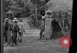Image of 7th Division infantrymen Kin Okinawa Ryukyu Islands, 1945, second 12 stock footage video 65675052686