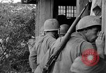 Image of 7th Division infantrymen Kin Okinawa Ryukyu Islands, 1945, second 7 stock footage video 65675052688