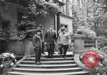 Image of Harry Truman Potsdam Germany, 1945, second 1 stock footage video 65675052716