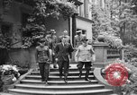 Image of Harry Truman Potsdam Germany, 1945, second 2 stock footage video 65675052716