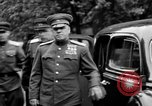 Image of Harry Truman Potsdam Germany, 1945, second 10 stock footage video 65675052718