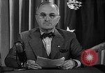 Image of President Harry S Truman Washington DC USA, 1945, second 10 stock footage video 65675052719