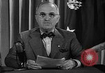 Image of President Harry S Truman Washington DC USA, 1945, second 12 stock footage video 65675052719