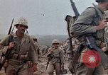 Image of First Marine Regiment Shuri Okinawa Ryukyu Islands, 1945, second 9 stock footage video 65675052720