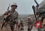 Image of First Marine Regiment Shuri Okinawa Ryukyu Islands, 1945, second 10 stock footage video 65675052720