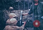Image of First Marine Regiment Shuri Okinawa Ryukyu Islands, 1945, second 9 stock footage video 65675052721