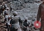 Image of 1st Marine Regiment Shuri Okinawa Ryukyu Islands, 1945, second 2 stock footage video 65675052723