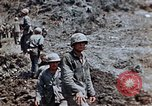 Image of 1st Marine Regiment Shuri Okinawa Ryukyu Islands, 1945, second 8 stock footage video 65675052723