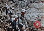 Image of 1st Marine Regiment Shuri Okinawa Ryukyu Islands, 1945, second 9 stock footage video 65675052723