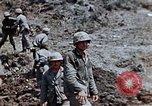 Image of 1st Marine Regiment Shuri Okinawa Ryukyu Islands, 1945, second 10 stock footage video 65675052723