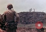 Image of 3rd Battalion 1st Marines Yasusu village Okinawa Ryukyu Islands, 1945, second 8 stock footage video 65675052733
