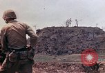Image of 3rd Battalion 1st Marines Yasusu village Okinawa Ryukyu Islands, 1945, second 9 stock footage video 65675052733