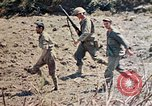 Image of 1st Battalion 5th Marine Regiment Shima Okinawa Ryukyu Islands, 1945, second 5 stock footage video 65675052748