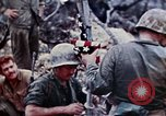 Image of 1st Marine Division Shuri Okinawa Ryukyu Islands, 1945, second 9 stock footage video 65675052753