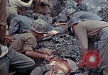 Image of 2nd Battalion 22nd Marines Okinawa Ryukyu Islands, 1945, second 8 stock footage video 65675052758