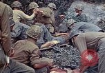 Image of 2nd Battalion 22nd Marines Okinawa Ryukyu Islands, 1945, second 10 stock footage video 65675052758