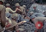 Image of 2nd Battalion 22nd Marines Okinawa Ryukyu Islands, 1945, second 11 stock footage video 65675052758