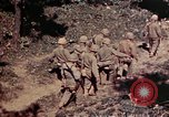 Image of US Marines Okinawa Ryukyu Islands, 1945, second 9 stock footage video 65675052763