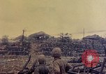 Image of 1st Battalion 1st Marines Okinawa Ryukyu Islands, 1945, second 8 stock footage video 65675052765