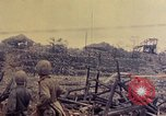 Image of 1st Battalion 1st Marines Okinawa Ryukyu Islands, 1945, second 9 stock footage video 65675052765