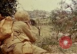 Image of 6th Marines 2nd Battalion 22nd Regiment Naha Okinawa Ryukyu Islands, 1945, second 11 stock footage video 65675052773