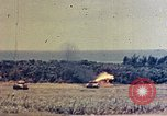 Image of flamethrower tanks Okinawa Ryukyu Islands, 1945, second 5 stock footage video 65675052785