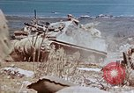 Image of United States M-7 tank Okinawa Ryukyu Islands, 1945, second 2 stock footage video 65675052794