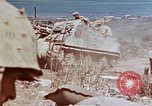 Image of United States M-7 tank Okinawa Ryukyu Islands, 1945, second 4 stock footage video 65675052794