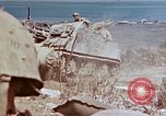 Image of United States M-7 tank Okinawa Ryukyu Islands, 1945, second 6 stock footage video 65675052794