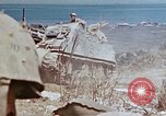 Image of United States M-7 tank Okinawa Ryukyu Islands, 1945, second 7 stock footage video 65675052794