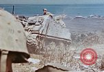 Image of United States M-7 tank Okinawa Ryukyu Islands, 1945, second 8 stock footage video 65675052794