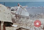 Image of United States M-7 tank Okinawa Ryukyu Islands, 1945, second 9 stock footage video 65675052794