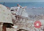 Image of United States M-7 tank Okinawa Ryukyu Islands, 1945, second 10 stock footage video 65675052794
