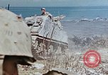 Image of United States M-7 tank Okinawa Ryukyu Islands, 1945, second 11 stock footage video 65675052794