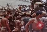 Image of Marines Okinawa Ryukyu Islands, 1945, second 1 stock footage video 65675052796