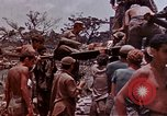 Image of Marines Okinawa Ryukyu Islands, 1945, second 2 stock footage video 65675052796