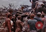 Image of Marines Okinawa Ryukyu Islands, 1945, second 3 stock footage video 65675052796