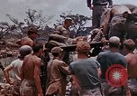 Image of Marines Okinawa Ryukyu Islands, 1945, second 4 stock footage video 65675052796